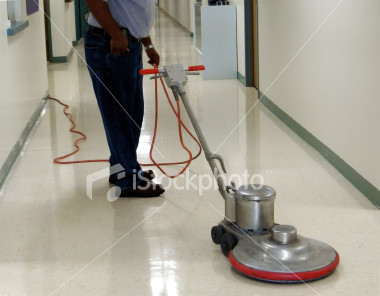 Janitorial service using Labor Time Tracker